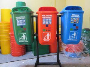 Jual Tempat Tong Sampah Fiberglass di Tangerang